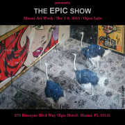 Avant Gallery, Epic Show 2015