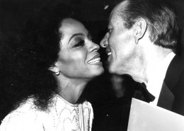 Diana Ross and Halston